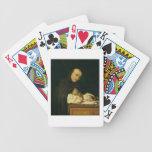 Un administrador dominicano, 1526 barajas de cartas