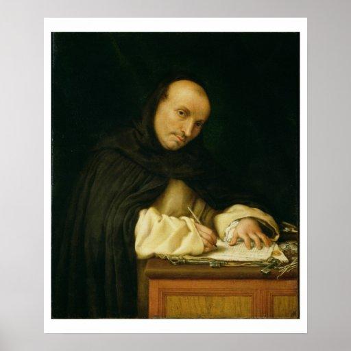 Un administrador dominicano, 1526 póster