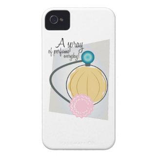 ¡Un aerosol del perfume diario Case-Mate iPhone 4 Protector