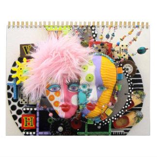 ¡Un Ala Keri del calendario! Calendarios