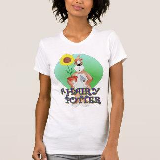 Un alfarero melenudo camiseta