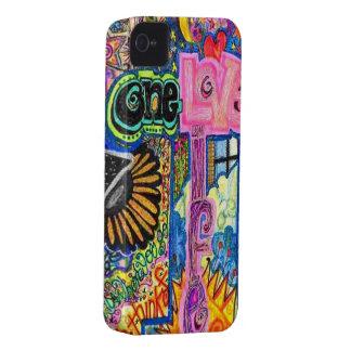Un amor carcasa para iPhone 4 de Case-Mate
