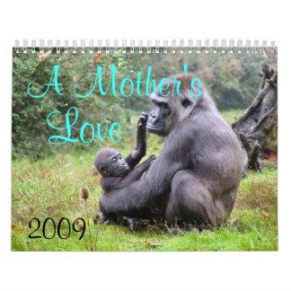 Un amor de madre calendarios