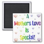 Un amor de madre es imán especial