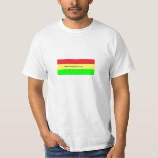 Un amor del mundo uno camisas