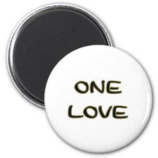 Un amor imán redondo 5 cm