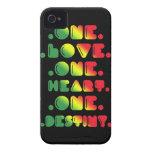 Un amor iPhone 4 coberturas
