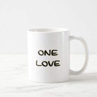 Un amor taza clásica