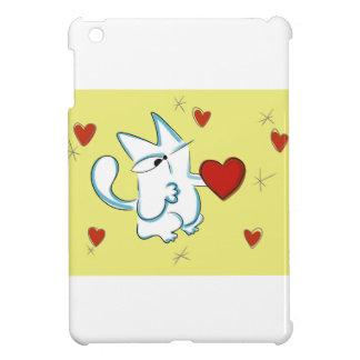 Un amore di gatto iPad mini cover