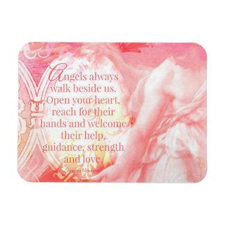Un ángel a vigilar usted iman
