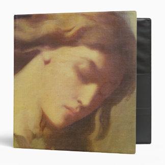 """Un ángel, estudio para el monte de los Olivos, Carpeta 1 1/2"""""""