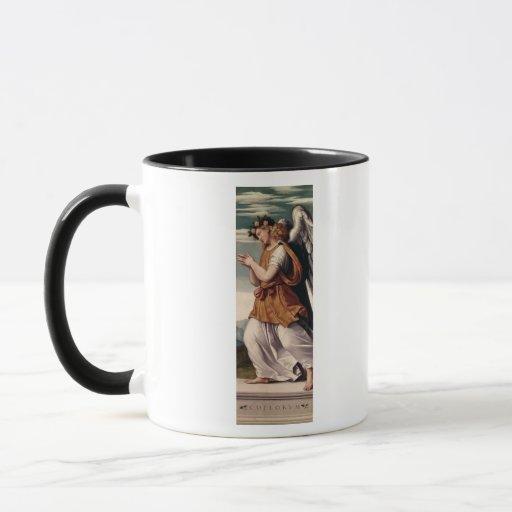 Un ángel taza