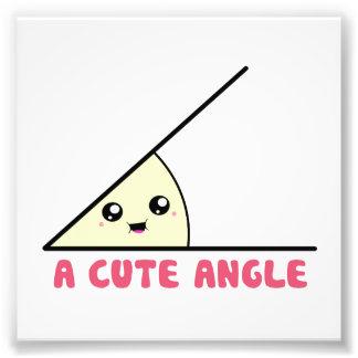 Un ángulo agudo lindo fotografías
