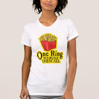 Un anillo para gobernarlos todos camisetas