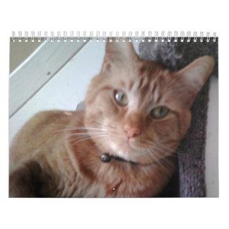 Un año con el Pokey Calendario De Pared