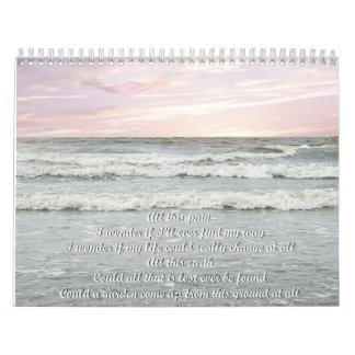 Un año de cura calendario