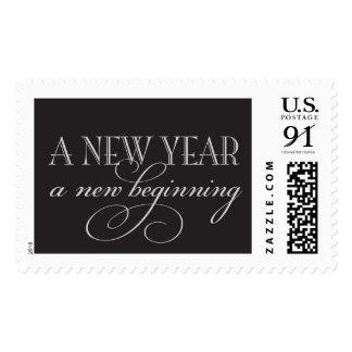 Un Año Nuevo, un nuevo principio Franqueo