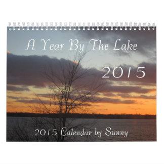 Un año por el calendario del lago 2015
