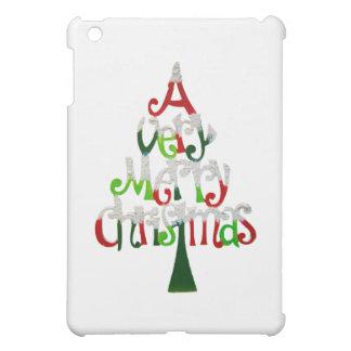 Un árbol de navidad muy feliz