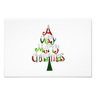 Un árbol de navidad muy feliz del error fotografias