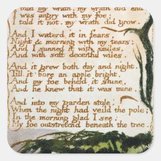 Un árbol del veneno, de canciones de la pegatina cuadrada