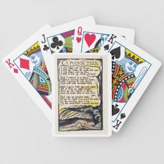 """""""Un árbol del veneno"""", platea 50 (Bentley 49) de ' Cartas De Juego"""