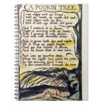 """""""Un árbol del veneno"""", platea 50 (Bentley 49) de ' Libretas Espirales"""