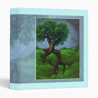 """Un árbol en una colina carpeta 1"""""""
