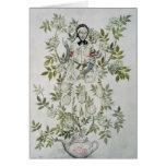 Un árbol más viejo Mother Tarjeta De Felicitación