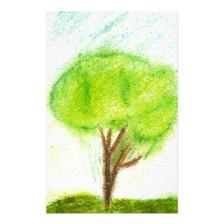 Un árbol papeleria