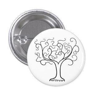 Un árbol simple pins