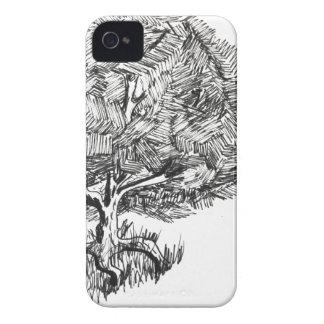 Un árbol tan justo Case-Mate iPhone 4 coberturas