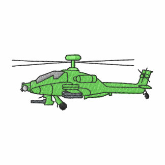 Un arco Apache de H-64 D