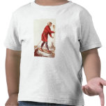 Un armiño de la caza de Ostiak Camiseta