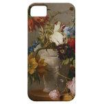 Un arreglo con las flores, siglo XIX Funda Para iPhone 5 Barely There