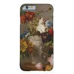 Un arreglo con las flores, siglo XIX Funda De iPhone 6 Barely There