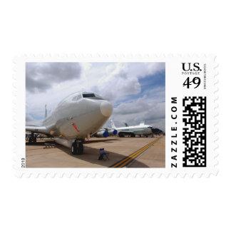 Un avión de la junta de remache de RC-135V/W Sellos