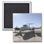 Un avión de rey Air de UC-12F Iman De Nevera