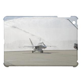 Un avión F-18