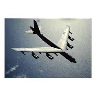 Un B-52 Stratofortress en vuelo 2 Fotografías