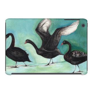 Un ballet de los cisnes negros 2013 fundas de iPad mini