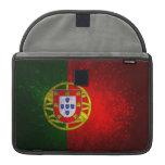 Un bandeira de Portugal Funda Para Macbooks