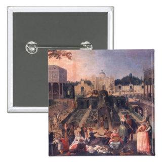 Un banquete en el parque del duque de Mantua Pin