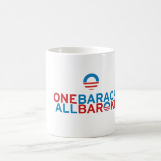 Un Barack, todo se rompió Taza Clásica