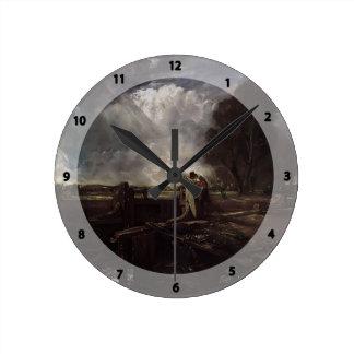 Un barco en la esclusa de John Constable Relojes