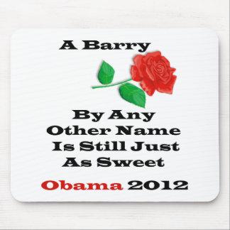 Un Barry por cualquier nombre Alfombrilla De Ratón