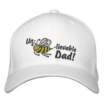 Un-bee-believable Dad! - Cap