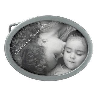 Un beso para de O/Sisters la hebilla del cinturón  Hebilla Cinturón