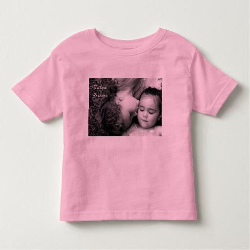 Un beso para el campanero TShrt del niño de Tee Shirts