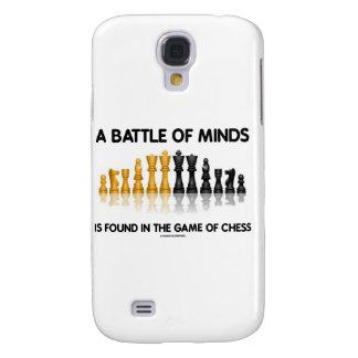 Un Ble de mentes se encuentra en The Game del Funda Para Galaxy S4